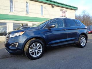 Used 2017 Ford Edge 4 portes SEL, Traction intégrale for sale in St-Jérôme, QC