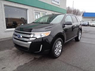 Used 2012 Ford Edge Limited 4 portes, traction intégrale for sale in St-Jérôme, QC