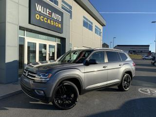 Used 2018 Volkswagen Atlas Highline 3.6 FSI 4MOTION for sale in St-Georges, QC
