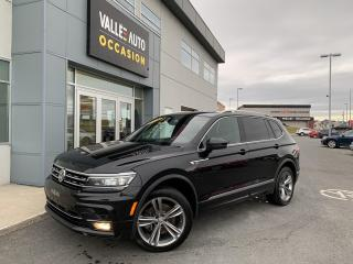 Used 2018 Volkswagen Tiguan Highline 4MOTION for sale in St-Georges, QC