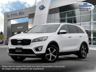 Used 2018 Kia Sorento EX V6 for sale in Ottawa, ON