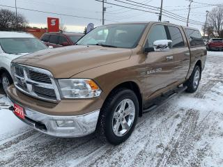 Used 2011 RAM 1500 SLT for sale in Peterborough, ON
