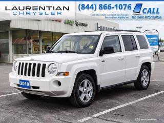 Used 2010 Jeep Patriot North!!  SELF CERTIFY!! for sale in Sudbury, ON