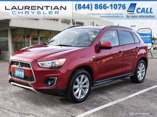 Used 2015 Mitsubishi RVR GT!!  HEATED SEATS!!  AWD!! for sale in Sudbury, ON