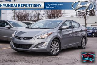 Used 2016 Hyundai Elantra SPORT 4 PORTES**SIEGES CHAUFFANT MAGS for sale in Repentigny, QC