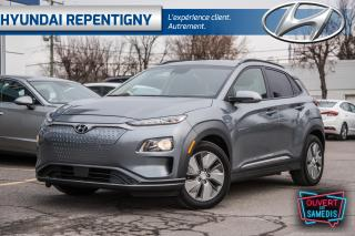 Used 2019 Hyundai KONA Electric PREFERRED**BORNE DE CHARGE GRATUITE VALEUR 1000$!! for sale in Repentigny, QC