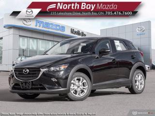 New 2021 Mazda CX-3 GS for sale in North Bay, ON