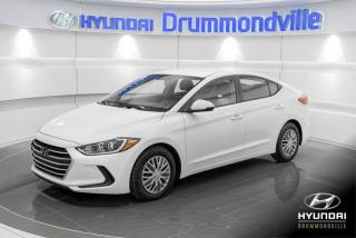 Used 2017 Hyundai Elantra LE + GARANTIE + A/C + SIÈGES CHAUFFANTS for sale in Drummondville, QC