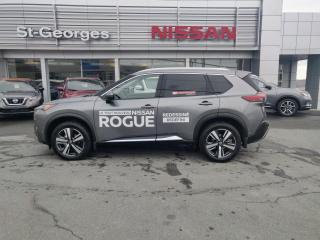 Used 2021 Nissan Rogue Platine AWD (Toit pano, Cuir Nappa ) for sale in St-Georges, QC