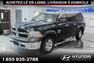 Used 2016 RAM 1500 SXT + GARANTIE + A/C + MAGS + CRUISE + W for sale in Drummondville, QC