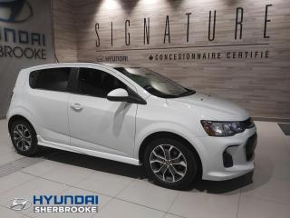 Used 2017 Chevrolet Sonic LT RS 1.8 CAMERA BANCS CHAUFF BLUETOOTH for sale in Sherbrooke, QC