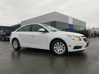 Used 2011 Chevrolet Cruze LT Turbo w/1SA for sale in Kingston, ON