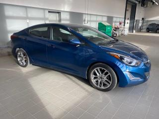 Used 2015 Hyundai Elantra Berline 4 portes, boîte manuelle, GLS for sale in Joliette, QC