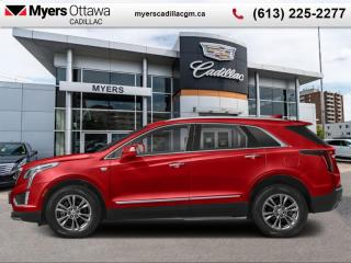 Used 2021 Cadillac XT5 Premium Luxury  - Sunroof - Heated Seats for sale in Ottawa, ON