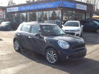 Used 2014 MINI Cooper Countryman Cooper S S AWD, AWESOME CAR!! for sale in Richmond, ON
