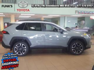 New 2021 Toyota RAV4 Trail  - Leather Seats -  Sunroof for sale in Steinbach, MB