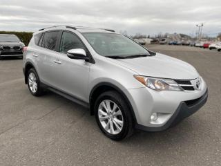 Used 2013 Toyota RAV4 Limitée 4x4 for sale in Pintendre, QC
