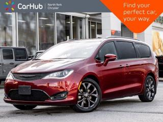 Used 2020 Chrysler Pacifica Limited 8 Passenger Harman Kardon Heated & Vented Seats for sale in Thornhill, ON