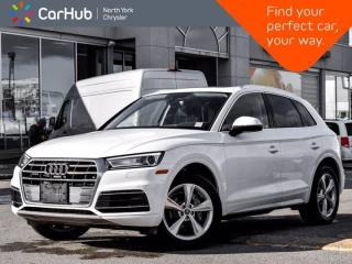 Used 2019 Audi Q5 Progressiv Quattro Panoramic Roof Backup Camera Navigation for sale in Thornhill, ON