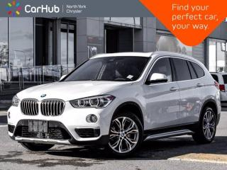 Used 2019 BMW X1 xDrive28i Panoramic Roof Navigation Backup Camera for sale in Thornhill, ON