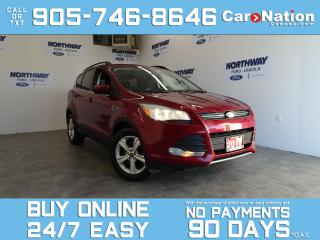 Used 2016 Ford Escape SE | 4X4 | NAV | HEATED SEATS | TOUCHSCREEN for sale in Brantford, ON