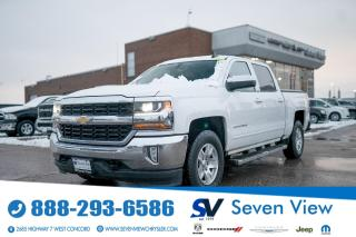 Used 2018 Chevrolet Silverado 1500 LT w/1LT SIDE STEPS/REAR COVER/REAR CAMERA for sale in Concord, ON