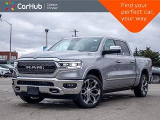 Used 2020 RAM 1500 Limited 4x4 RamBox Navigation Panoramic sunroof Backup Camera Bluetooth Blind Spot Parking 22