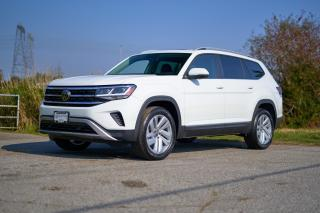 New 2021 Volkswagen Atlas 3.6 FSI Highline *LEATHER* *SUNROOF* *CARPLAY* *ANDROID AUTO*  *HEATED SEATS** for sale in Surrey, BC