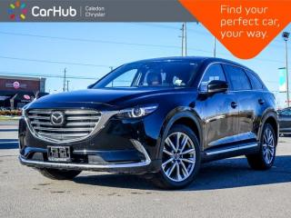 Used 2017 Mazda CX-9 Signature AWD 7 Seater Navigation Sunroof Heated Front Seats Backup Camera Bluetooth 20