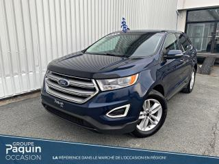 Used 2017 Ford Edge Sel Cuir for sale in Rouyn-Noranda, QC