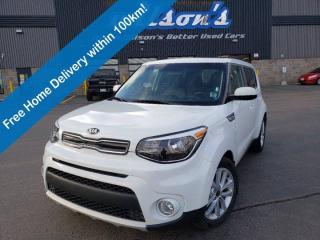 Used 2019 Kia Soul EX, Heated Seats, Bluetooth, Heated Steering, Rear Camera, Cruise Control, Alloy Wheels & More! for sale in Guelph, ON