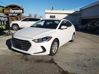 Used 2017 Hyundai Elantra LE | Drives Great | One Owner | New Brakes and New Tires for sale in North York, ON