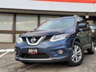 Used 2016 Nissan Rogue SV AWD | Tech Pkg | Heated Seats | Pano Roof for sale in Waterloo, ON