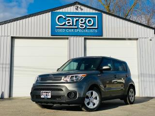 Used 2018 Kia Soul LX for sale in Stratford, ON