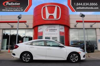 Used 2016 Honda Civic Sedan LX - BACK UP CAMERA HEATED SEATS RELIABILITY - for sale in Sudbury, ON