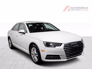 Used 2017 Audi A4 KOMFORT CUIR TOIT MAGS GROS ECRA for sale in St-Hubert, QC