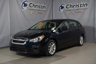 Used 2014 Subaru Impreza 5 PORTES HAYON AWD 2.0I CVT TOURING MAG BLUETOOTH for sale in Montréal, QC