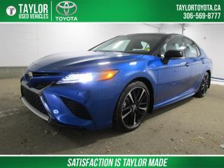 Used 2018 Toyota Camry for sale in Regina, SK