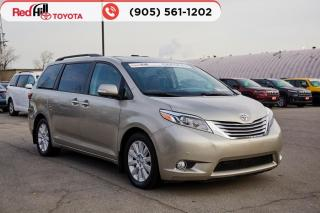 Used 2015 Toyota Sienna Limited 7-Passenger for sale in Hamilton, ON