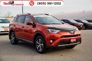 Used 2016 Toyota RAV4 XLE for sale in Hamilton, ON