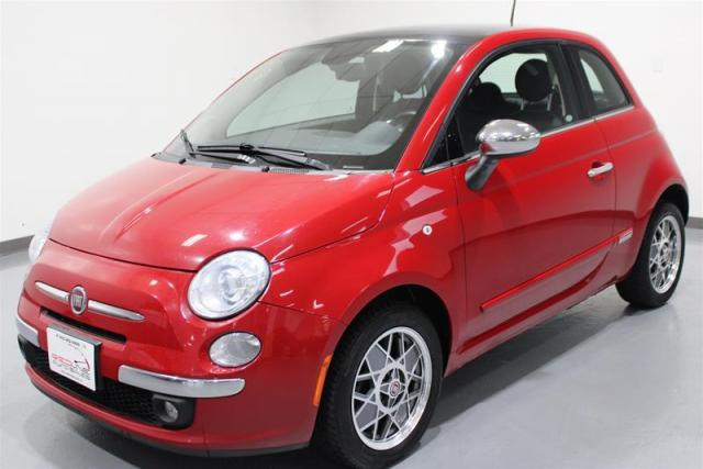 2013 Fiat 500 WE APPROVE ALL CREDIT