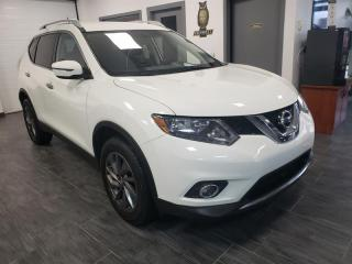 Used 2016 Nissan Rogue AWD SV for sale in Châteauguay, QC