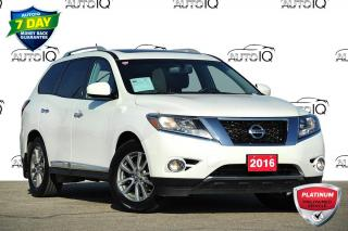 Used 2016 Nissan Pathfinder SL | 4WD | 3.5L V6 ENGINE | MOONROOF for sale in Kitchener, ON
