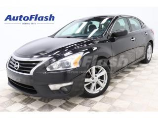 Used 2013 Nissan Altima SV *2.5L *CAMERA *TOIT *CRUISE *A/C *GR-ELECTRIQUE for sale in St-Hubert, QC