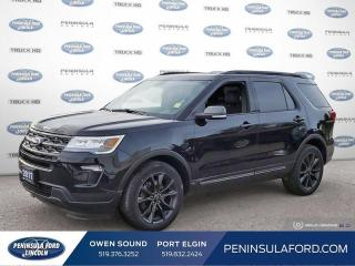 Used 2018 Ford Explorer XLT -  Bluetooth - $226 B/W for sale in Port Elgin, ON