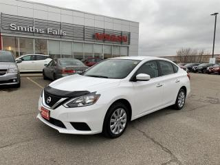 Used 2019 Nissan Sentra 1.8 SV CVT for sale in Smiths Falls, ON
