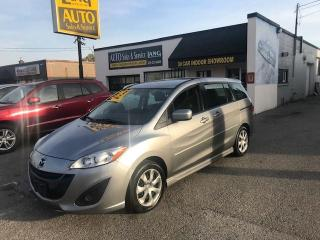 Used 2012 Mazda MAZDA5 GT 1 OWNER , ONLY 105000 KMS for sale in Etobicoke, ON