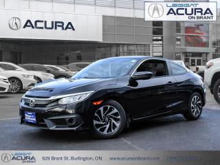 Used 2017 Honda Civic LX for sale in Burlington, ON