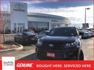 Used 2019 Toyota Highlander XLE SE AWD - HOOD DEFLECTOR - TOYOTA REMOTE STARTER for sale in Stouffville, ON