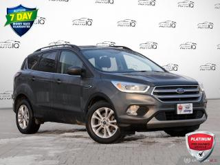Used 2017 Ford Escape SE ONE OWNER | CAMERA | NAV for sale in Barrie, ON